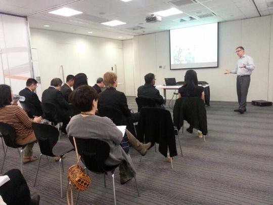 Business Immigration Talk @ HKTDC - December 13, 2013